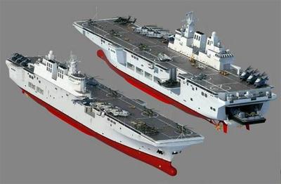 22DDH是日本二战后建造的最大战舰