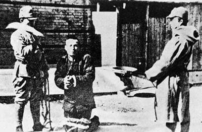 日军的屠杀是中国人心中永远的伤