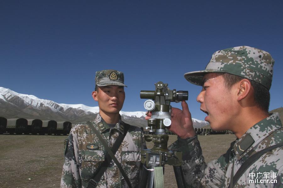 牵引式高炮老兵迸发新活力