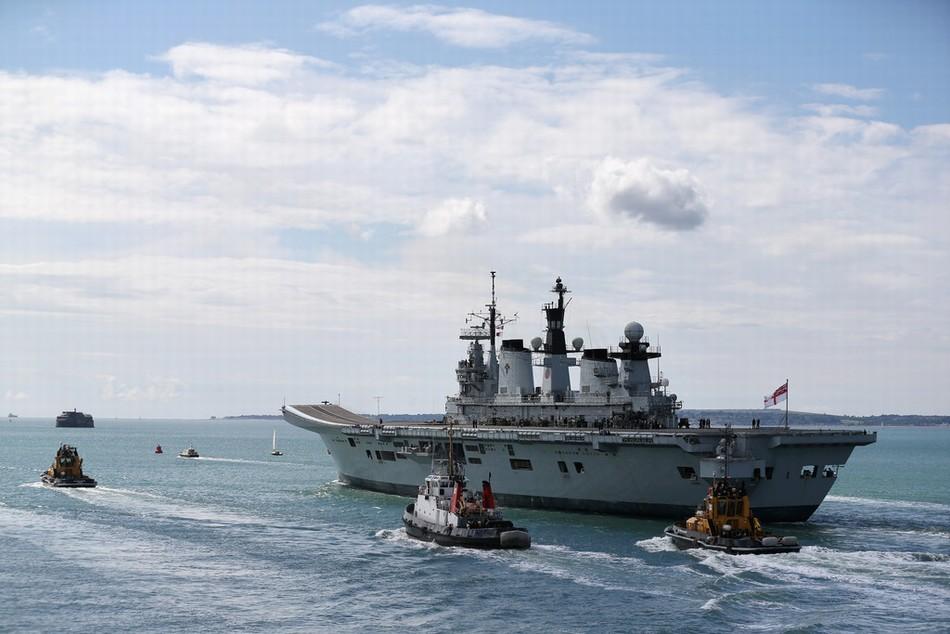 英航急驰直布罗陀慑西班牙