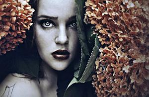 人像摄影:恶之花