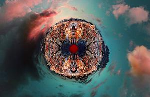风光摄影:这个星球的爱恋