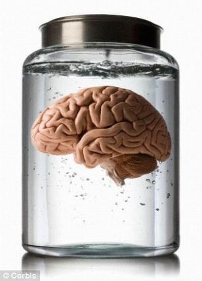 科学家称未来人类将以大脑形式存在于外星球