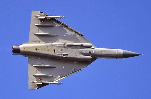 """印度的先进战机""""LCA"""""""