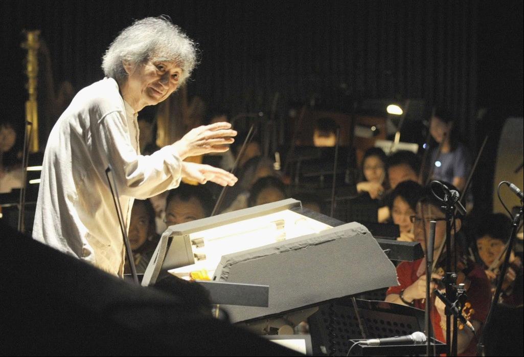 娱乐资讯_小泽征尔将重登舞台 举行音乐节歌剧指挥彩排 _娱乐_环球网