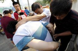 北京儿童医院多名号贩子被捕