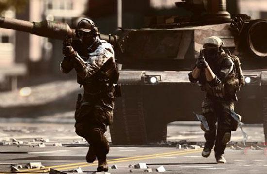 GC13:《战地4》装备武器附件解锁内容全揭秘