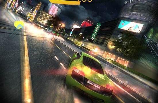 狂野飙车8:画面华丽速度感强 更多车辆赛道
