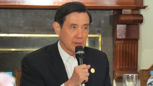台媒:大陆不阻拦马英九以经济体领袖赴APE