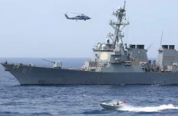 中美海上联合反海盗演练