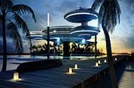 与鱼群共眠 盘点世界上最有趣的水下酒店