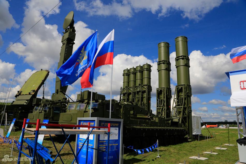远程 航展 系统 添彩 俄军/俄军远程反导系统为航展添彩(2/10)