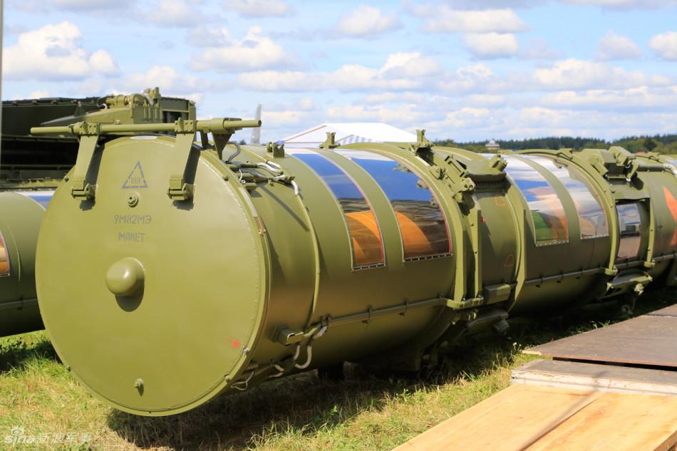 远程 航展 系统 添彩 俄军/俄军远程反导系统为航展添彩(10/10)