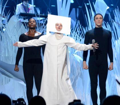 Gaga15个独特造型