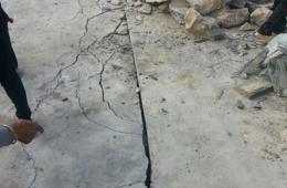 川滇交界处发生5.1级地震 地面开裂受损