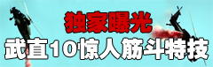 独家曝光武直10惊人筋斗特技