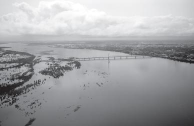 据目前估计,俄远东地区因洪灾造成的损失超过100亿卢布。