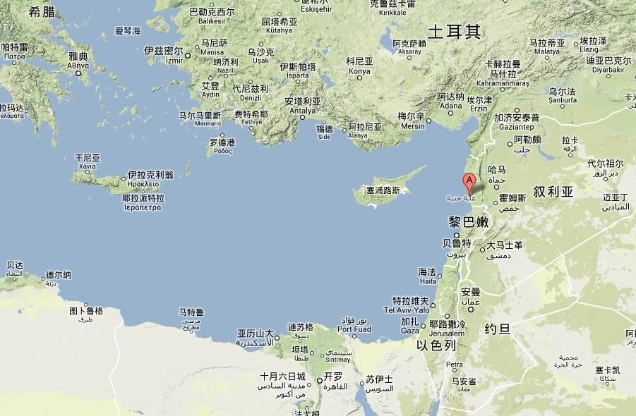塔尔图斯港是俄罗斯在独联体国家以外设立的唯一军事