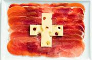 澳公司用各国美食制作诱人国旗