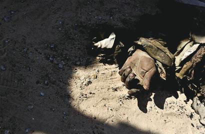 真正的利比亚内战带来了人道主义灾难