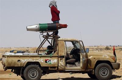 """利比亚那场战争让我们看到了什么叫""""战五渣"""""""