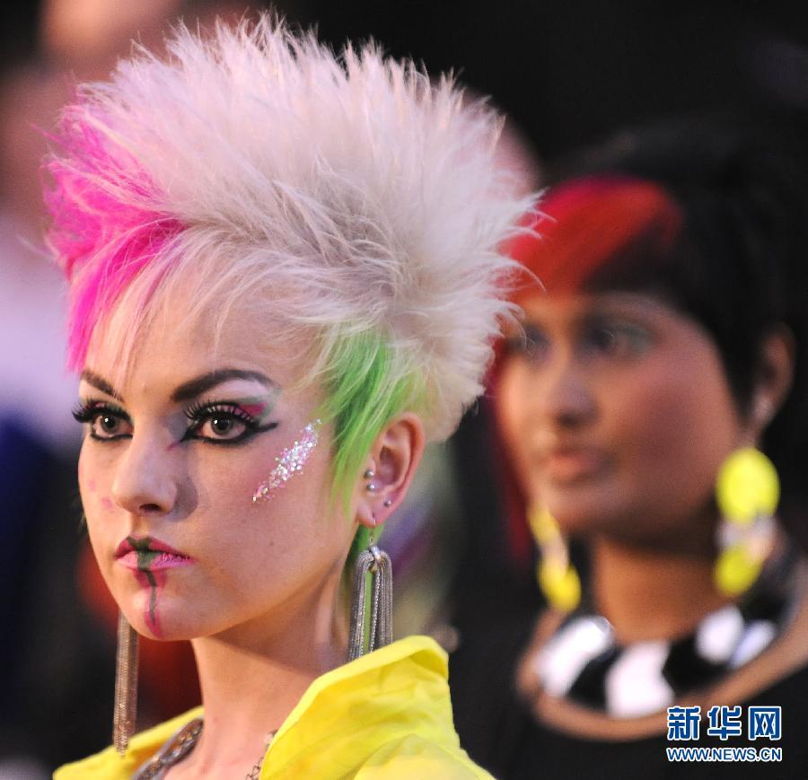 南非国际美发美容节