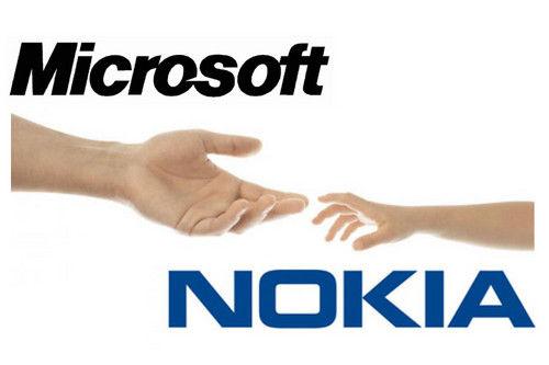 微软诺基亚牵手或是解脱