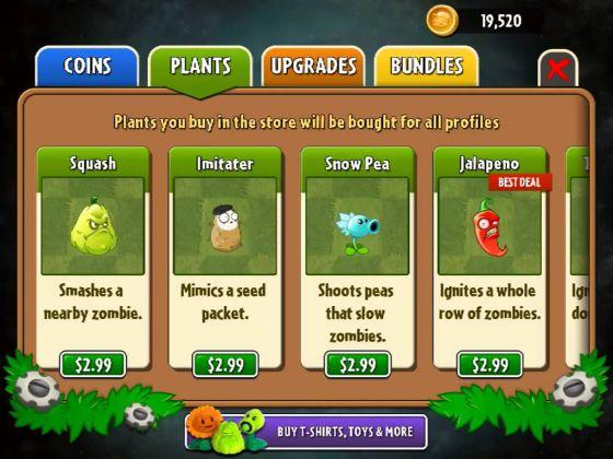 《植物大战僵尸2》主管:玩家应习惯游戏内购物