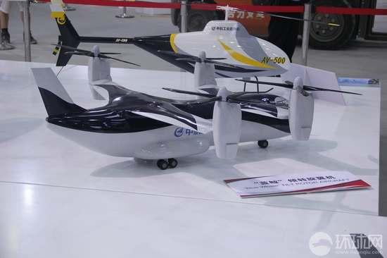 2030中国掌握高速新构型旋翼飞行器核心技术