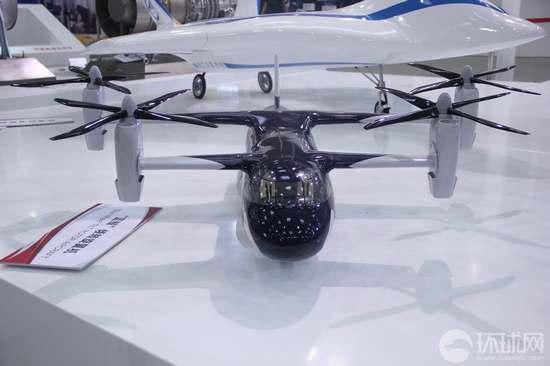 重型利来国际娱乐官网 中国正突破大型旋翼设计制造技术