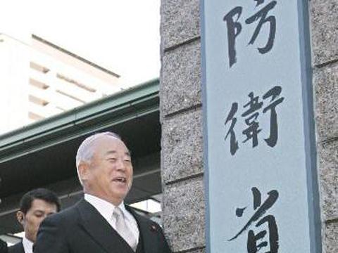 蒋述日本:改革防卫省 日本修宪建军又迈一步