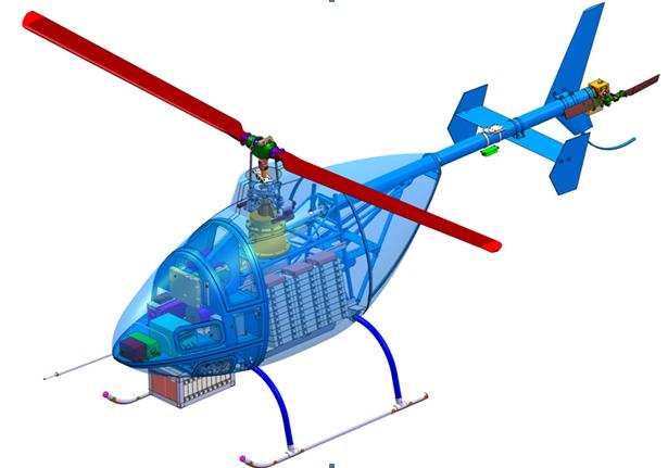 中国正研低噪音电驱动无人机 可用于战场侦察