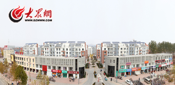金沟子村的幸福生活:住楼全免费,每年派发600万福利