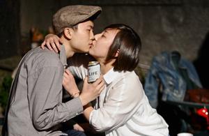 人像摄影:傲娇先生的陌生吻
