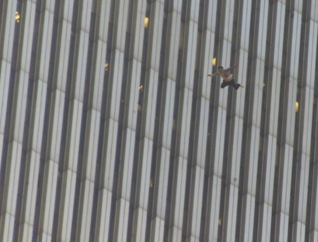 911事件现场照触目惊心_军事_环球网