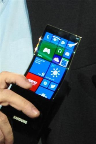 英媒:三星电子将于10月推出弯曲屏智能手机