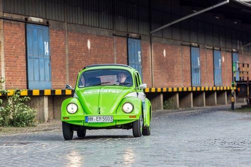 民间改装车之大众电动甲壳虫高清图片