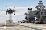 英国狂想未来航母搭载F-35作战