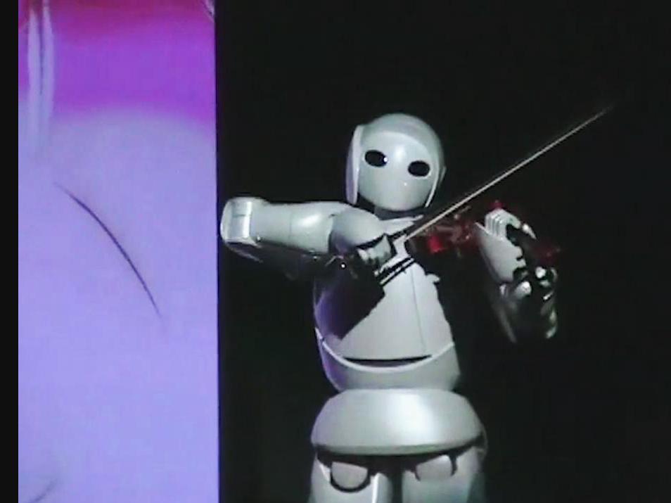 """透过""""国际机器人展""""看中日机器人发展"""