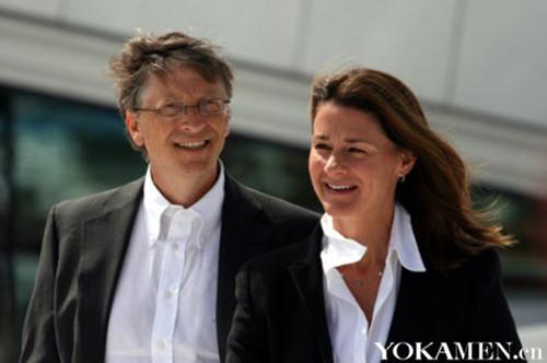 比尔·盖茨的女人:慈善第一夫人梅琳达