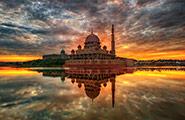 全球50座最美丽的清真寺 阿布扎比谢赫扎耶德