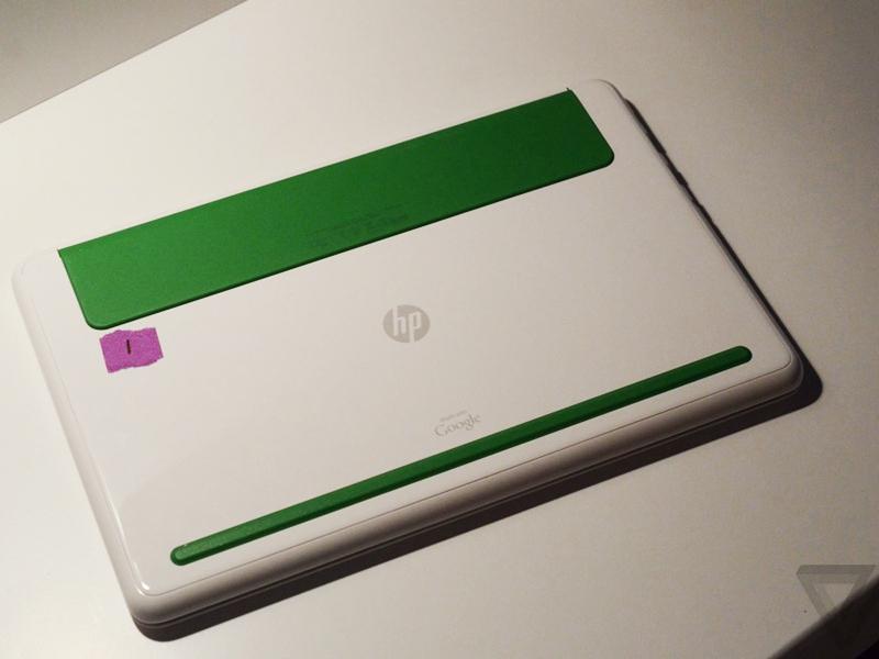 谷歌/无风扇设计 谷歌惠普Chromebook 11图赏(5/20)