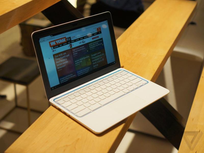 谷歌/无风扇设计 谷歌惠普Chromebook 11图赏(2/20)