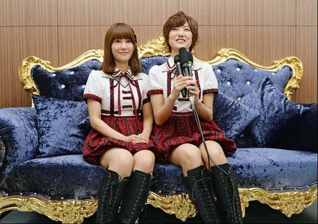 两名日籍成员在SNH48上海公演中首秀