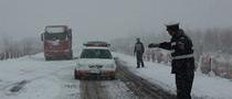 内蒙古牙克石降大雪现-20℃低温