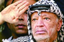 英期刊支持阿拉法特中毒说 巴勒斯坦否认