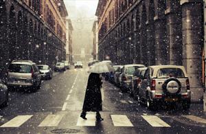城市风光:巴黎归途