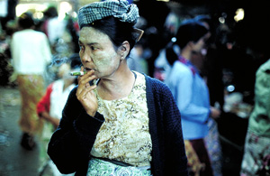 纪实摄影:缅甸的变迁