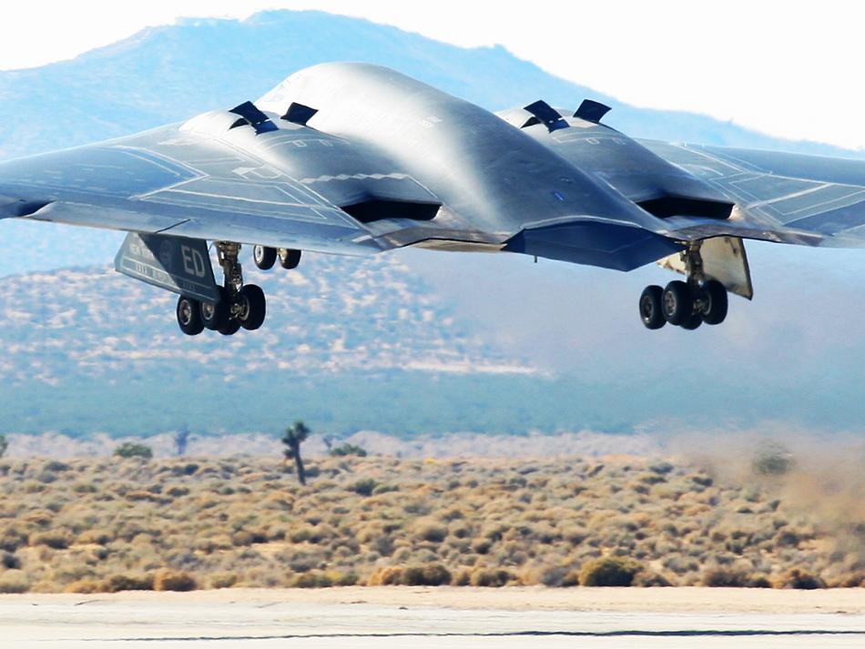 中国 轰炸机/解放军高官确认中国将研制远程隐身轰炸机(24/29)...