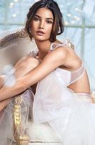 维密天使华丽写真似公主